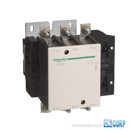 Contactor Magnético LC1F185M7 185A 220VCA Schneider Electric