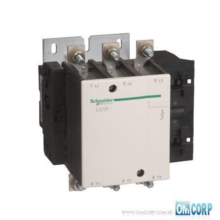 Contactor Magnético LC1F185M7 185A 220VCA Schneider Electric