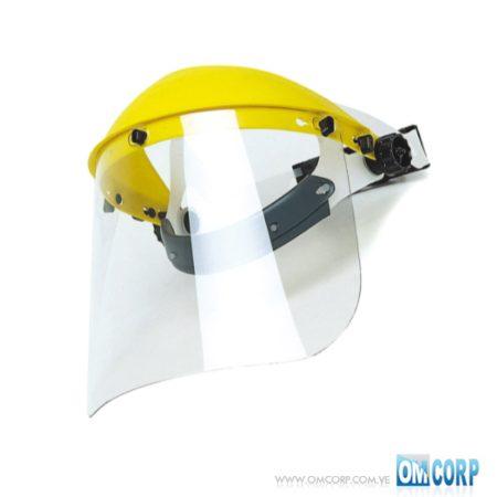 Protector Facial con Pantalla de Policarbonato y Atalaje BALBI2 Delta Plus