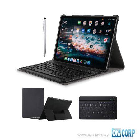 Tableta 10 4GB 128GB 2 en 1 RAM 64GB ROM/128GB Wifi Dual 4G SIM Quad Core Duoduogo