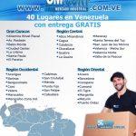 Envíos a toda Venezuela OMCORP