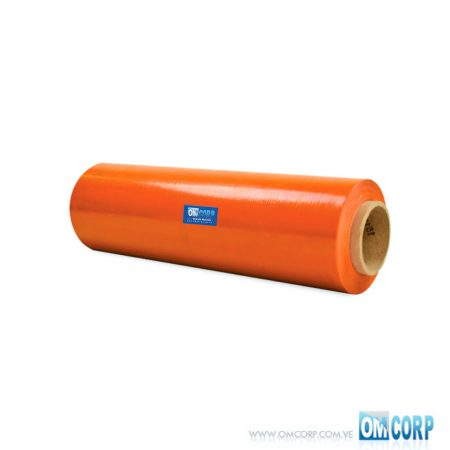 Envoplast Stretch Plastico Industrial 2kg Naranja Packing