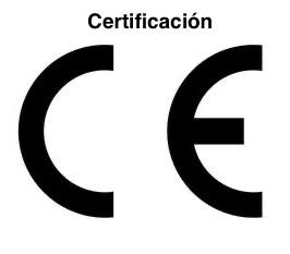 Certificacion CE